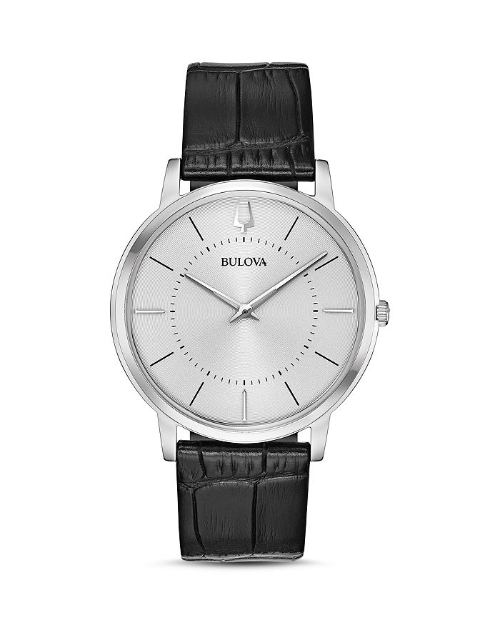 Bulova - Classic Slim Watch, 40mm - 100% Exclusive