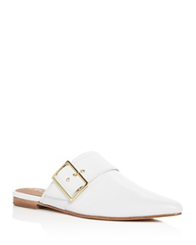 Archive - Women's Bond Leather Pointed Toe Mules