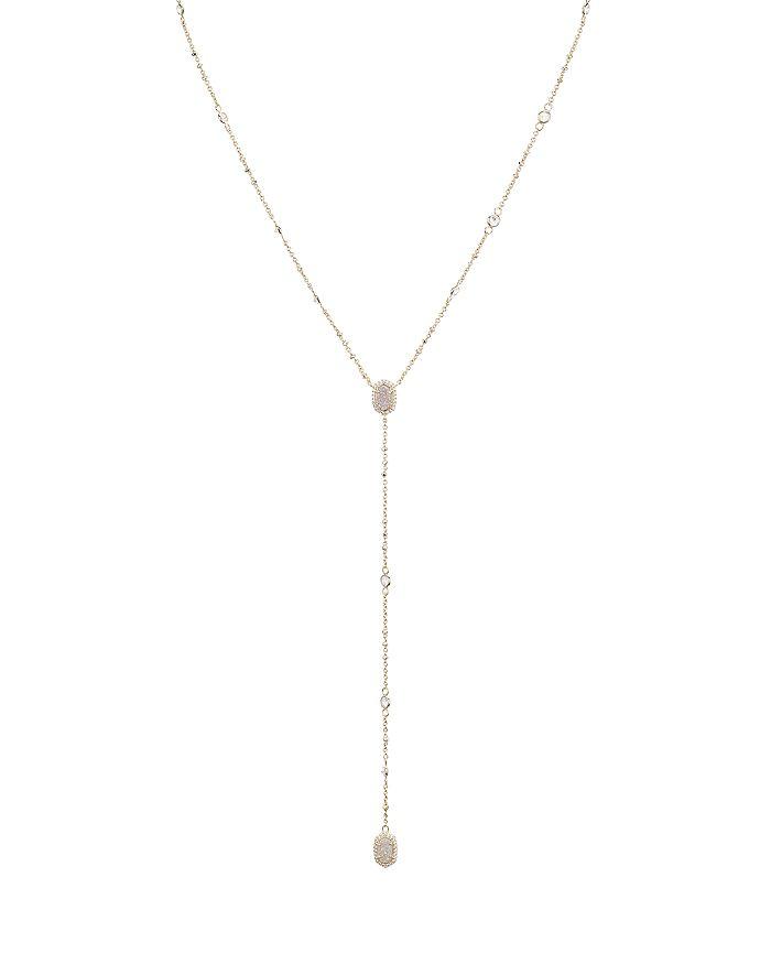 Kendra Scott Jewelries CLAUDIA Y NECKLACE, 18