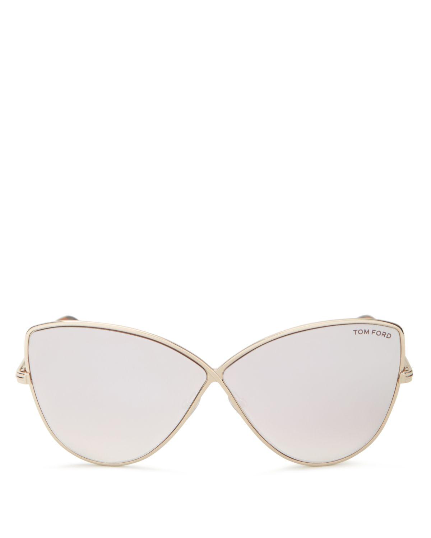 Elise cat-eye frame sunglasses Tom Ford Eyewear