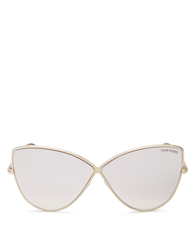 Elise cat-eye frame sunglasses Tom Ford Eyewear lxOs9OwFz