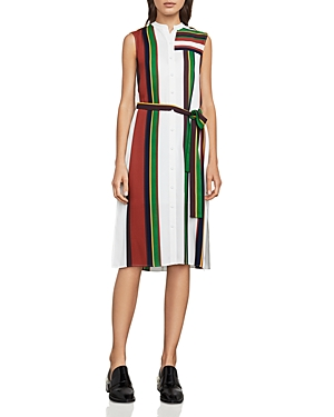 Bcbgmaxazria Madalyn Striped Dress at Bloomingdale's