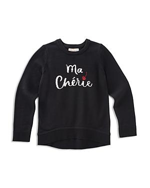 kate spade new york Girls Ma Cherie Sweater  Big Kid