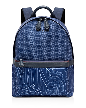 Ted Baker Travar Printed Backpack