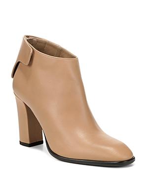 baff11bfaf0 Via Spiga Women s Aston Leather High Heel Booties