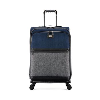 8e5e6db74a3 Ted Baker - Brunswick Softside 4 Wheeled Medium Trolley