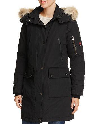 Pendleton - Jackson Fur Trim Down Coat