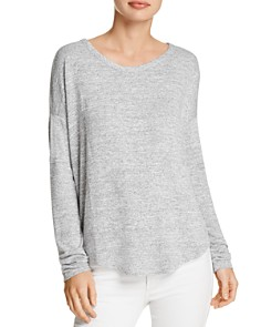 rag & bone/JEAN - Hudson Long-Sleeve Tee