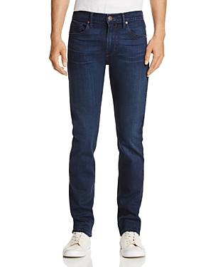 Paige Federal Slim Fit Jeans in Walsh