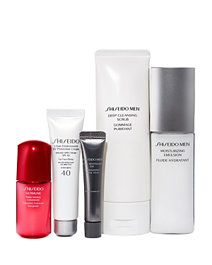 Shiseido Men's Essentials Collection