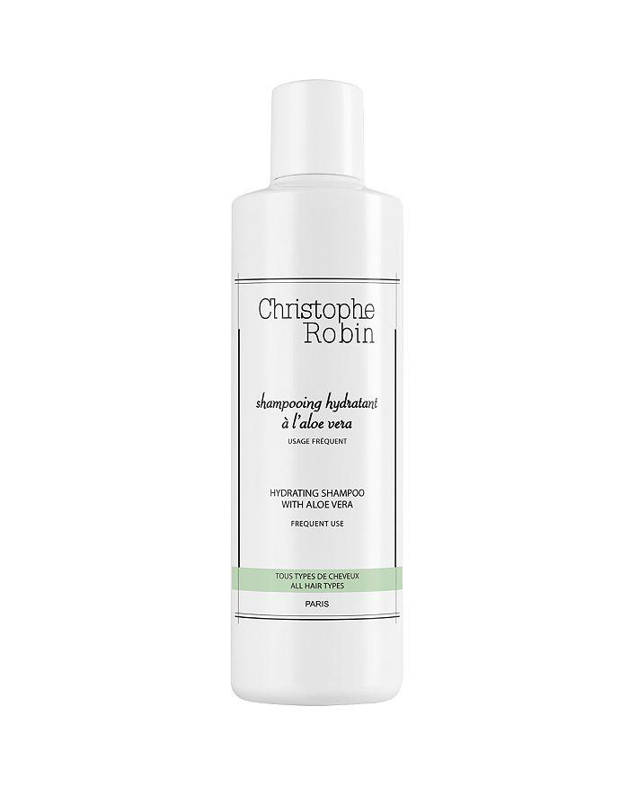 Christophe Robin - Hydrating Shampoo with Aloe Vera