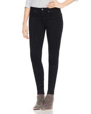 Vince Camuto Skinny Jeans in Jet Black 2726032