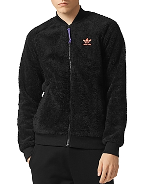 adidas Originals Fleece Track Jacket
