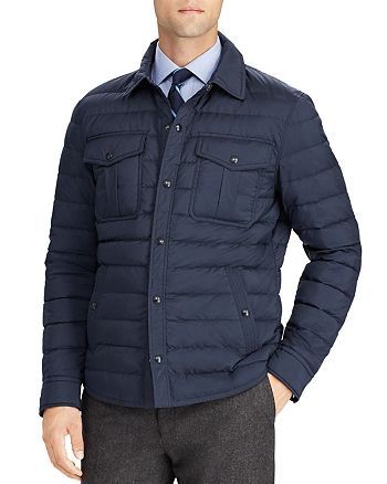 Polo Ralph Lauren - Quilted Down Shirt Jacket