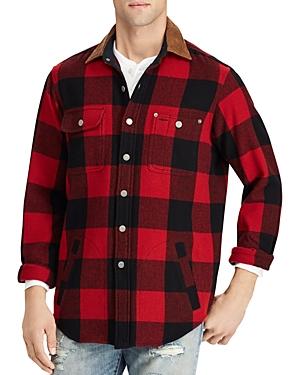 Polo Ralph Lauren Buffalo Plaid Button-Down Shirt