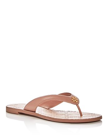 4d895e426 Tory Burch - Women s Leather Monroe Thong Sandals