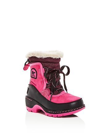 Sorel - Girls' Tivoli Cold Weather Boots - Toddler, Little Kid