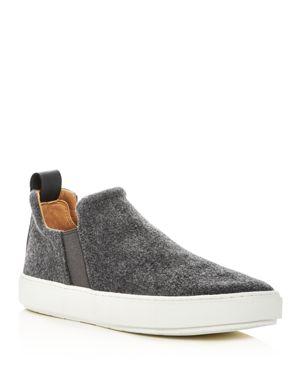 Vince Men's Lucio Wool Slip-On Sneakers