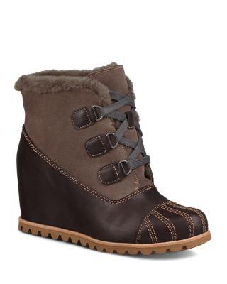 Alasdair Waterproof Leather, Suede