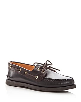 Sperry - Men's Gold Cup Authentic Original Two-Eye Leather Boat Shoes