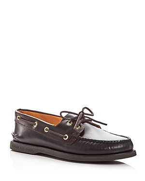 Sperry Men's Gold Cup Authentic Original Two-Eye Leather Boat Shoes