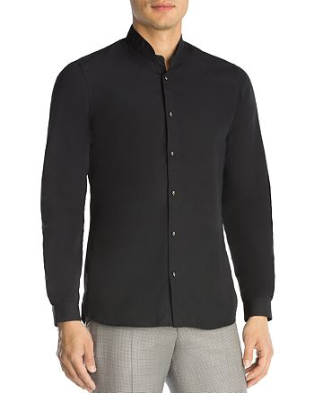 The Kooples - Faille Slim Fit Button-Down Shirt