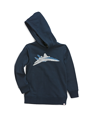 Sovereign Code Boys Fighter Jet Hoodie  Little Kid
