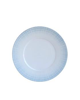 Bernardaud - Saphir Bleu Salad Plate