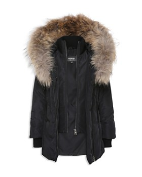 Mackage - Girls' Fur-Trimmed Coat - Big Kid