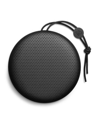 B & O Play By Bang & Olufsen A1 Bluetooth Speaker in Black