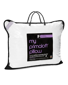 Bloomingdale's - My Primaloft Asthma & Allergy Friendly Firm Density Down Alternative Pillows - 100% Exclusive