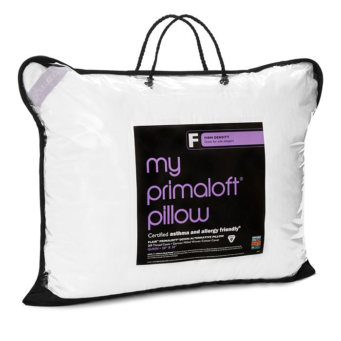 Bloomingdale's - My Primaloft Asthma & Allergy Friendly Firm Pillow, Queen - 100% Exclusive