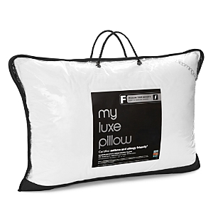 Bloomingdale's My Luxe Asthma & Allergy Friendly Medium/Firm Pillow, Standard/Queen - 100% Exclusive