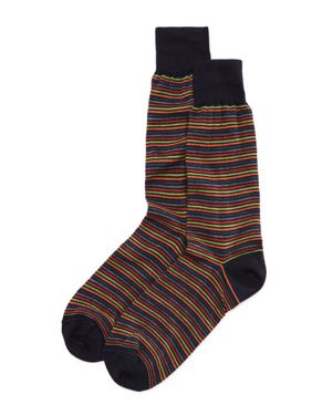 The Men's Store at Bloomingdale's Colorful Stripe Socks