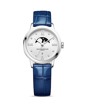 Classima Moon Phase Diamond Watch