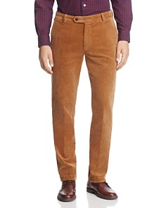 Brooks Brothers Milan Stretch Corduroy Pants - Bloomingdale's_0