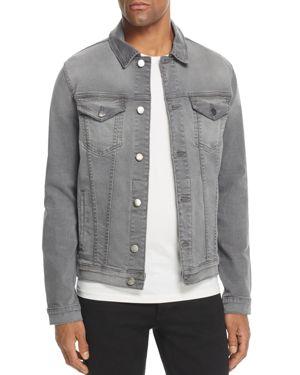 Frame L'Homme Denim Jacket in Grayson