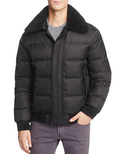 Andrew Marc - Pinnacle Puffer Bomber Jacket