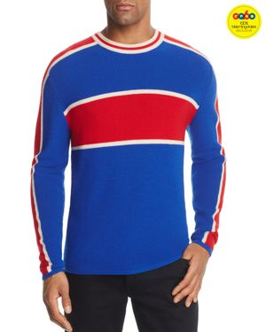 Todd Snyder Wool Color-Block Ski Sweater - GQ60, 100% Exclusive