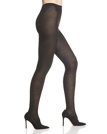HUE - Flat Knit Sweater Tights