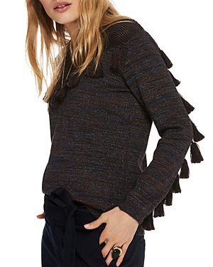 Scotch & Soda Tassel Trim Sweater