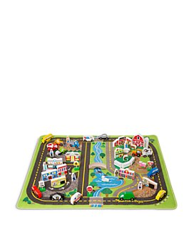 Melissa & Doug - Road Rug Play Set - Ages 3+