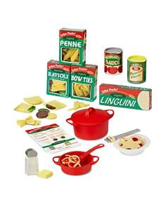 Melissa & Doug - Prepare & Serve Pasta Play Set - Ages 3+