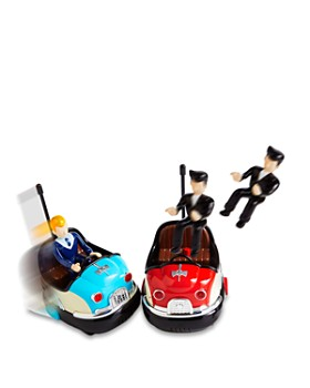 FAO Schwarz - Remote Control Bumper Car Toy Set - Ages 6+