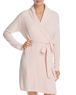 Josie Chenille Wrap Robe