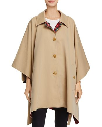 Burberry - Greymere Reversible Poncho