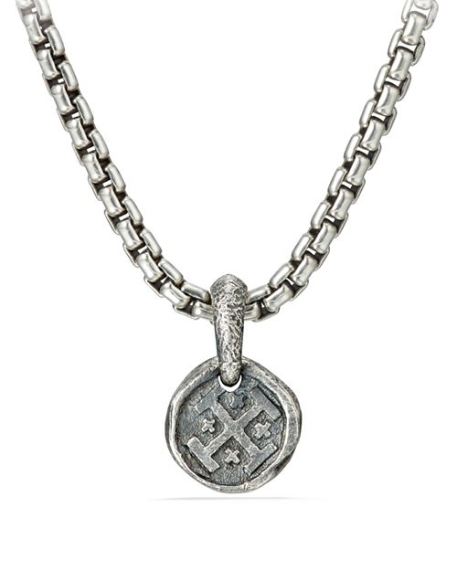 David Yurman - Shipwreck Coin Amulet