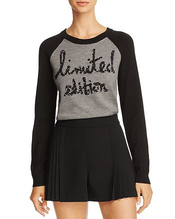 Alice and Olivia - Gretta Limited Edition Sweater