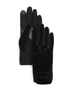 Echo Classic Velvet Tech Gloves - Bloomingdale's_0