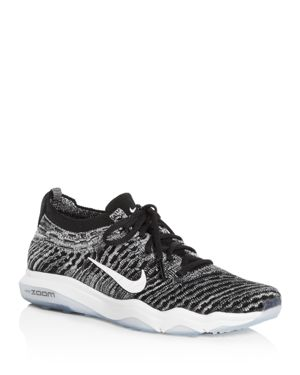 WOMEN'S AIR ZOOM FEARLESS FREE LUX KNIT LACE UP SNEAKERS